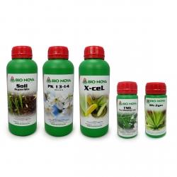 Pack engrais Terre Soil-Supermix - Indoor&Outdoor - BIO NOVA