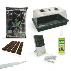 Kit 24 boutures ou semis - Neptune Hydroponics