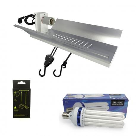 Kit lampe CFL 150W Croissance - AGROLITE