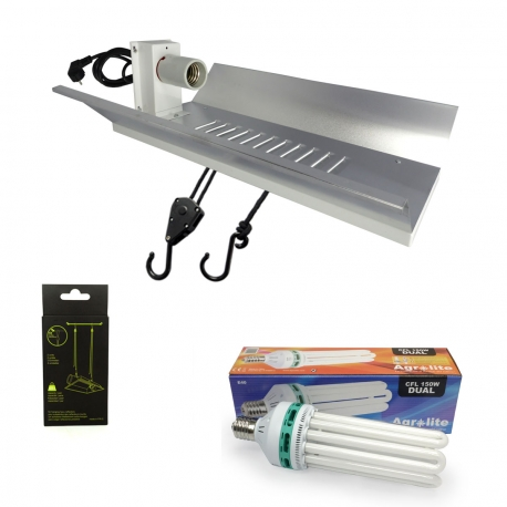 Kit lampe CFL 150W Dual - AGROLITE