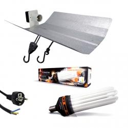 Kit lampe CFL 125W Floraison - FLORASTAR