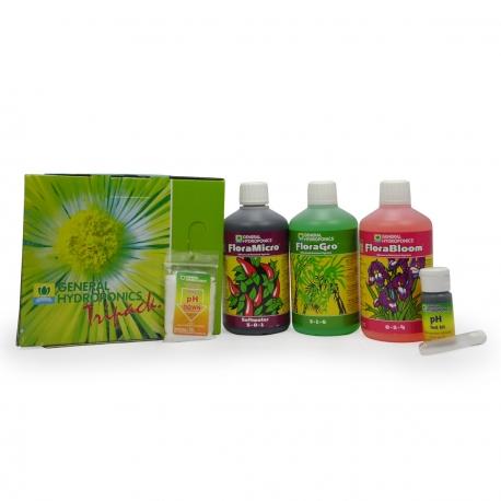 GHE - Tripack Flora Series - eau douce