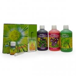 GHE - Tripack Flora Series - eau dure