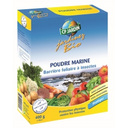 CP JARDIN - POUDRE MARINE - BARRIERE INSECTE - 400G
