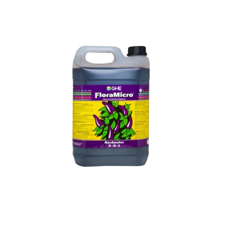 FloraMicro 10 litres - eau dure - GHE