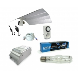 Kit lampe MH 250W ETI - Grow Florastar