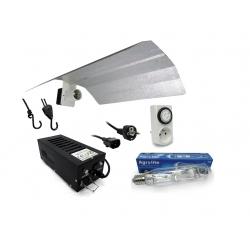 Kit lampe MH 250W AGROLITE + Black Box - Croissance
