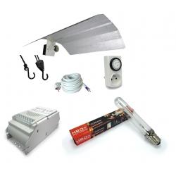 Kit lampe HPS 250W ETI - HRO Florastar