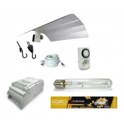 Kit lampe 250W ETI - Agro Florastar