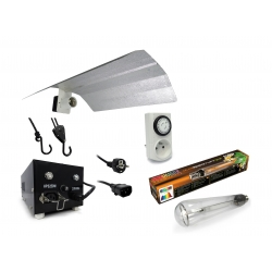 Kit lampe 250W SUNMASTER - Ballast BLACK Box