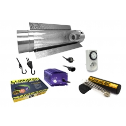 Kit Cooltube 250W LUMATEK - Agro
