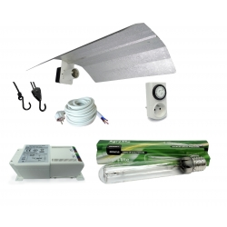 Kit lampe 400W Agrolite + HORTI GEAR - Agro