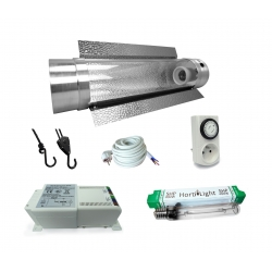 Kit lampe 400W HORTILIGHT - Cooltube - Agro