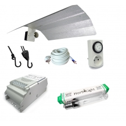 Kit lampe 250W HORTILIGHT - Agro