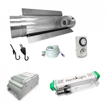 Kit lampe 250W HORTILIGHT - Cooltube - Agro