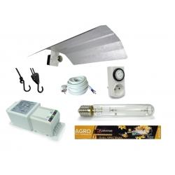 Kit lampe 600W Florastar + HORTI GEAR - Agro