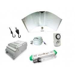 Kit lampe 250W HORTILIGHT + PEARL PRO XL - Agro