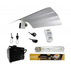 Kit lampe 1000W FLORASTAR + Ballast BLACK Box - Agro