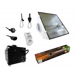 Kit lampe 1000W SUNMASTER + Ballast BLACK Box - Agro