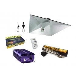 Kit lampe 1000W LUMATEK + INDOOR MATRIX - Agro