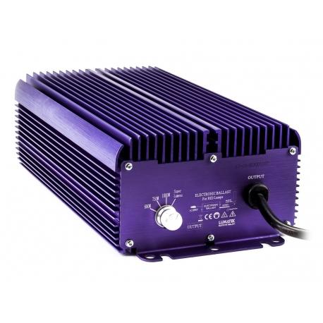 Ballast électronique 1000W LUMATEK + mode Super Lumens