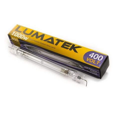 AMPOULE LUMATEK 1000W - 400 VOLT PRO DE
