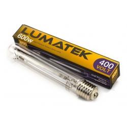 Ampoule HPS 600W LUMATEK 400 Volt - Agro