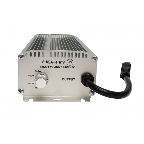 BALLAST ELECTRO. HORTIDIM LIGHT DIMMABLE - 600W
