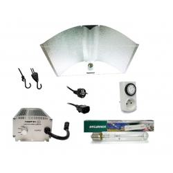 Kit lampe Electro 600W GROLUX + PEARL PRO XL - Agro