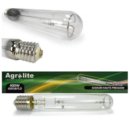 Ampoule HPS 400W Agrolite - Agro