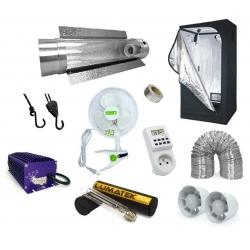 Pack Tente Electro 250W Lumatek - Probox 80 + HPS Lumatek