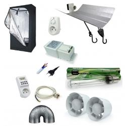 Pack Tente 400W Probox 100 - HORTI GEAR + Florastar