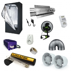 Pack Tente Electro 400W Probox 100 - Lumatek