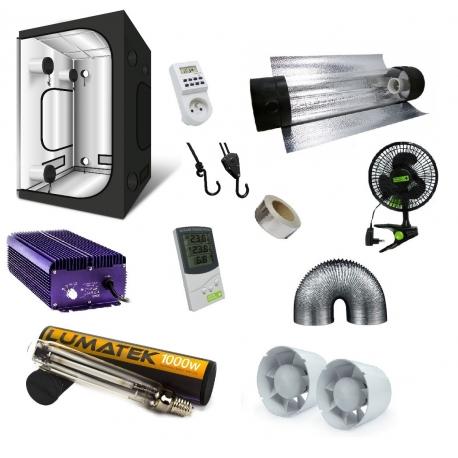 Pack Box 1000W Lumatek cooltube - G-Max 150