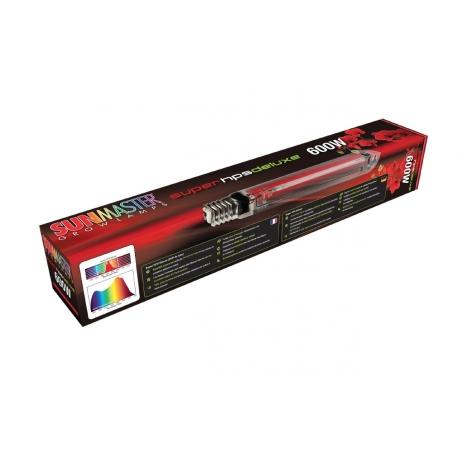 AMPOULE HPS 600W - SUNMASTER Super Deluxe