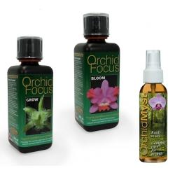 Pack Orchidée 300 ml - croissance et floraison