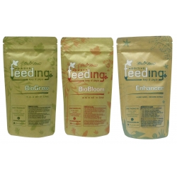 Pack engrais Powder Feeding 125gr - GREEN House