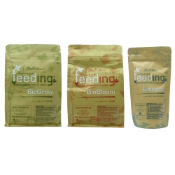 Pack engrais Powder Feeding 500gr - GREEN House