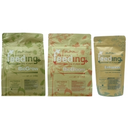 Pack engrais Powder Feeding kilo - GREEN House