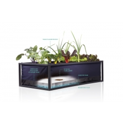 SYSTEME GROWBED MEDIUM 125x65x35 cm