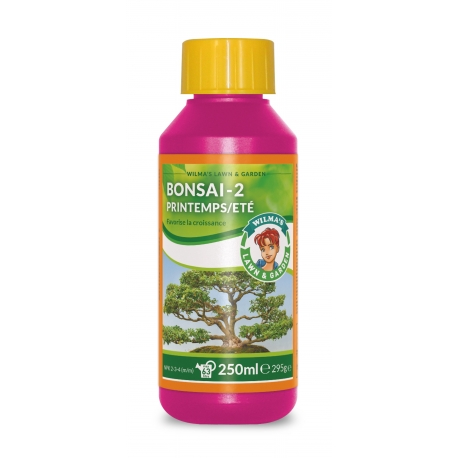 WILMA'S LAWN & GARDEN Bonsai 2 Printemps/été 250ml