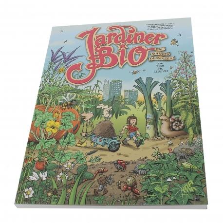 Jardiner BIO en BD- Mama Editions
