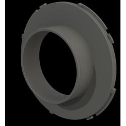 Connecteur Ø100mm pour Ducting Flange - SECRET Jardin