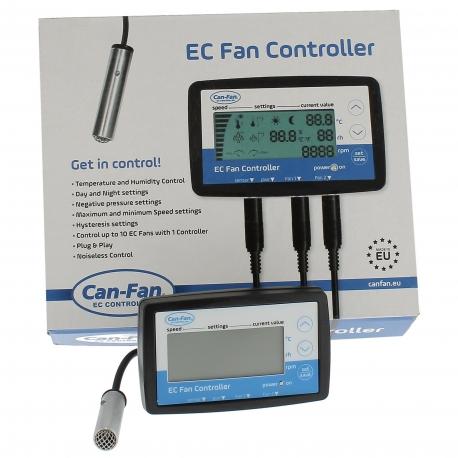 Fan Controller LCD pour Can-Fan EC