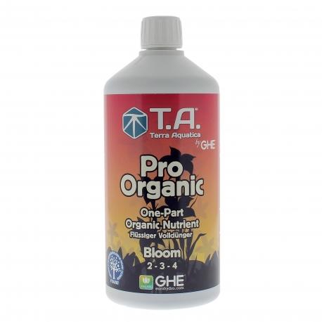 Pro Organic - engrais de floraison biologique - Terra Aquatica
