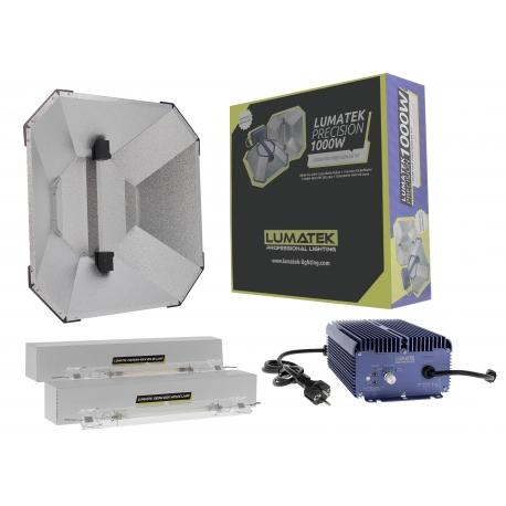 Full kit Precision DE 1000W LUMATEK - 400V