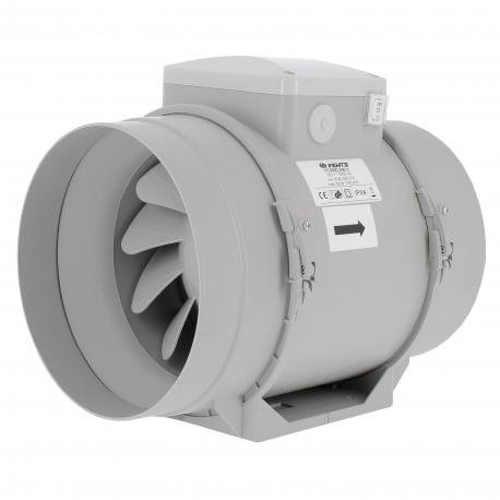 EXTRACTEUR TT - Diam. 200mm - SWITCH 2 Vitesses - 830 et 1040 m³/h
