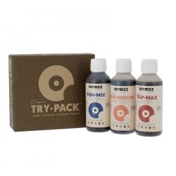 Try-Pack engrais Fish.Mix - 3 x 250ml - BOBIZZ