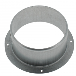 FLANGE METAL Ø 125 mm