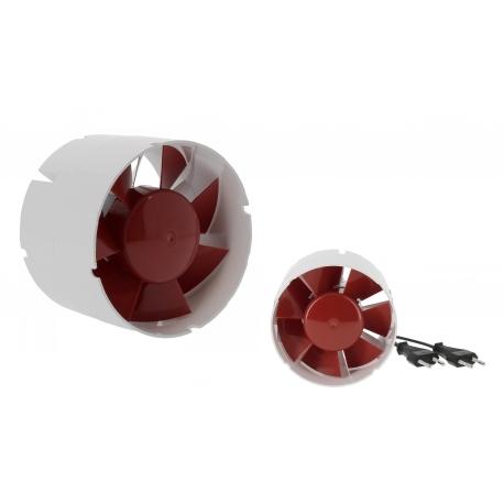 Pack extracteur + intracteur 305 m3/h - 150 mm - VENTS